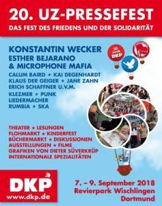 UZ-Pressefest 2018 @ Revierpark Wischlingen