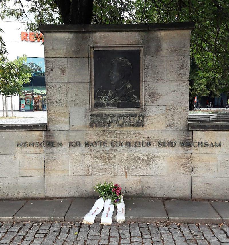 Fučík-Denkmal Dresden