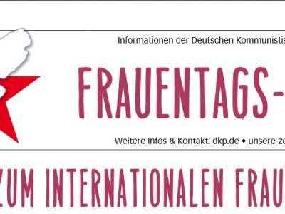 Frauentags-Info
