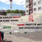 Zweieck auf dem Bayerischen Platz