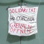 Kundgebung auf dem Augustusplatz